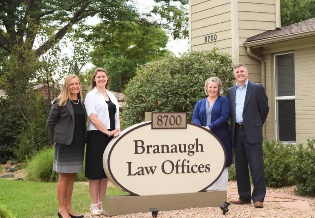 Branaugh Law Offices Denver Attorney